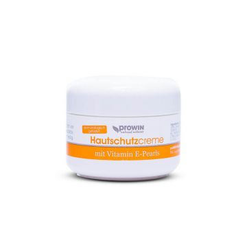 prowin Hautschutzcreme mit Vitamin E-Pearls natural wellness